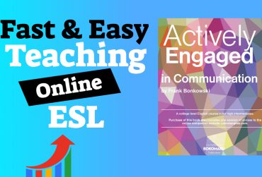 Teaching ESL online the fast, easy way