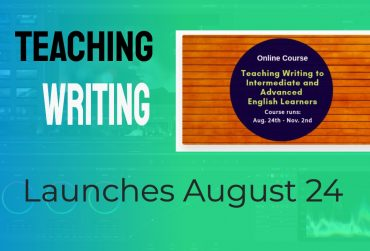 Teaching Writing promo